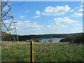 TQ4035 : Weir Wood Reservoir Dam by Barry Hunter
