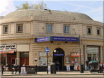 TQ2882 : Great Portland Street Station by John Barrett