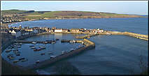 NO8785 : Stonehaven Harbour by phil smith