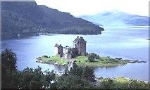 NG8825 : Eilean Donan Castle by Anne Burgess
