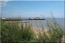 TM1714 : Pier at Clacton-on-Sea by Stephen Dawson