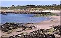 NJ1469 : Hopeman East Beach by Anne Burgess