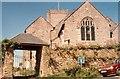 SX8050 : Blackawton Church by Janine Forbes