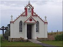 HY4800 : Italian Chapel by Gordon McKinlay