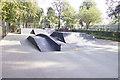 SE6050 : Riverside Skatepark York by Martin Norman