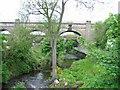 NT2270 : Slateford Aqueduct by Richard Webb