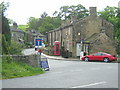 SE1840 : Esholt Village by Mark Morton