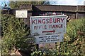 SP2195 : Kingsbury Rifle Range by Adrian Bailey