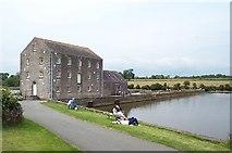 SN0403 : Carew Tidal Mill by Garth Newton