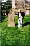 NN8666 : St Brides church Old Blair by JAMES MACDONALD