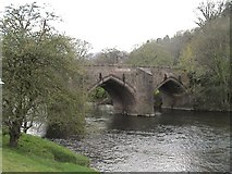 SK3057 : Cromford Bridge by Angella Streluk