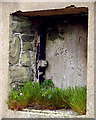 S8809 : Boarded up Church Window by Pam Brophy