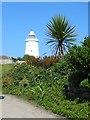 SV8808 : Lighthouse, St. Agnes by Darren Smith