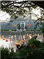 TQ1876 : Kew Gardens, Dale Chihuly Exhibition by Mark Pepall