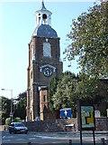 TQ1068 : St Mary's Church Sunbury by steve
