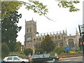 TM1644 : St. Margaret's Church, Ipswich town centre by michael wade