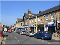 SE2041 : Yeadon West Yorkshire by Mick Melvin