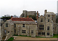 SZ4887 : Carisbrooke Castle by David Ballard