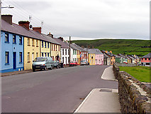Q4401 : Residential Street: Dingle by Pam Brophy