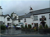 SD3598 : Hawkshead by Carl Bendelow