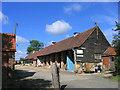 TQ5493 : Hill Farm, Noak Hill, Essex by John Winfield