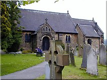 SK2566 : St Catherine's, Rowsley by Stephen Horncastle