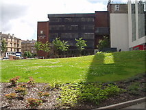 NS5766 : St Andrews Building, Glasgow University by Gordon McKinlay