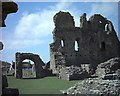 SS8876 : Ogmore Castle by Steve Rigg