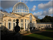 TQ1776 : The Great Conservatory - Syon Park by Phill Brown