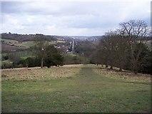 SU8294 : West Wycombe Hill by Helena