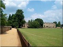 SP5105 : Merton College Oxford by Steve Matthews