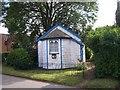 SO8646 : Kerswell Green Church by Bob Embleton
