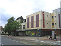 TQ5686 : Roomes Store, Upminster, Essex by John Winfield
