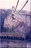 ST5673 : Suspension Bridge by Jack Hill