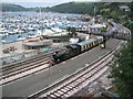 SX8851 : Dartmouth Harbour by John Nickolls