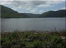 NM7682 : Loch Ailort by J M Briscoe