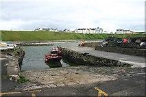 C9242 : Portballintrae Harbour by Bob Jones