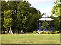 SU3420 : War memorial park, Romsey by Jim Champion