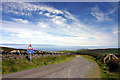 SC2374 : Road to Eary Cushlin by Andy Stephenson