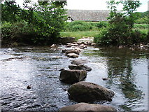 NY1700 : Stepping stones to church by Steve Partridge