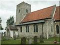 TG1506 : Little Melton Church by Katy Walters