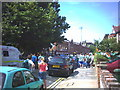 TQ2376 : Craven Cottage; Fulham Football Ground. by Noel Foster