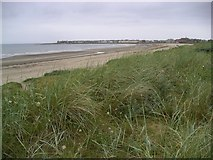 NS3230 : Troon and its beach by Graham Ellis