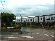 SU3613 : Railway Line, Redbridge, Southampton by GaryReggae