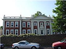 TQ1169 : Sunbury Court Conference Centre by steve