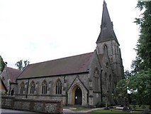 TQ3355 : St. Mary the Virgin, Caterham by Hywel Williams