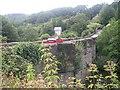 SX4372 : New Bridge at Gunnislake by Tony Atkin