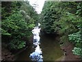 NT2958 : Edgelaw Reservoir by Richard Webb