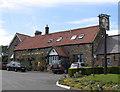 NU1705 : Cook & Barker Inn at Newton On The Moor by Dennis Lovett
