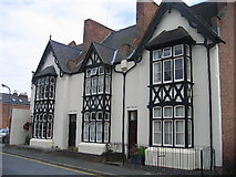 SP3265 : Cottages, William Street, Royal Leamington Spa by David Stowell